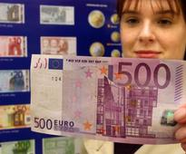Europe Central Bank to halt production of 500-euro bills