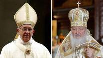 Pope Francis and Orthodox Patriarch Kirill Will Meet in Cuba