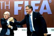 Blatter, Valcke 'enriched themselves with salary hikes'