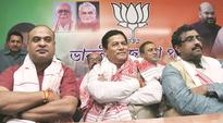 AGP, BPF may get two berths each in Sonowal cabinet