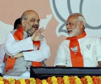 Amit Shah Yahoo's Personality of Year 2017, Modi most searched politician