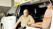 Tax dept raids offices of artist, car designer in Gurgaon