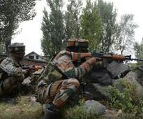 Guerrilla hideout busted in J&K