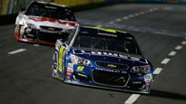 Jimmie Johnson's All-Star Race strategy didn't work as planned