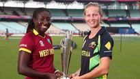 Southern Stars batting in T20 final