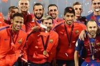 Lionel Messi, Neymar score as FC Barcelona beat Al-Ahli in eight-goal friendly