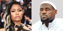 Nicki Minaj Wanted to Add LeBron James Joke to Latest Verse