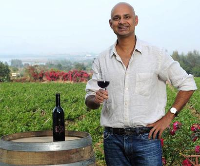The Stanford graduate who left Oracle to make wine