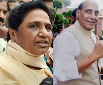 UP elections: With SP-Cong inching closer, BJP looks to BSP