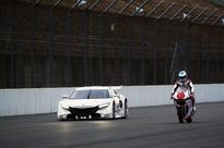 Fernando Alonso samples Marc Marquez MotoGP race bike at Twin Ring Motegi