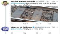 Delhi: Railway Ministry was 'warned' days before the derailment at Shivaji Bridge