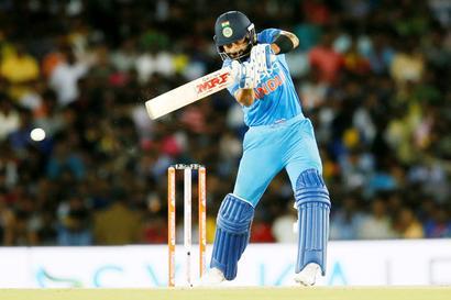 PIX: How India dominated Sri Lanka in 1st ODI
