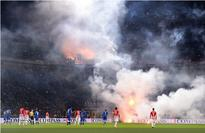 UEFA Comes Down Hard On Croatia Fines Them With 100000 Euros After Fans Throw Flares On Pitch
