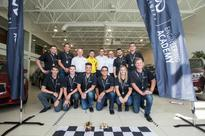 Canadian student heading to F1 with Infiniti