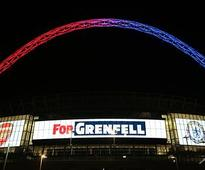 FA announce Community Shield proceeds to be donated to victims of Grenfell Tower Fire