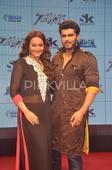 Arjun Kapoor-Sonakshi Sinha's Cold War Continues!