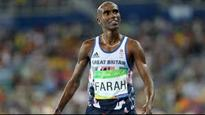 Doping row: 'I'm a clean athlete' insists Mo Farah