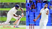 #WIvIND: R Ashwin provides missing link in Virat Kohli's five-bowlers option