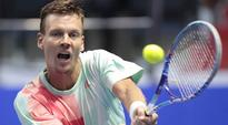 Tomas Berdych beats Jiri Vesely to make Shenzhen open semifinal