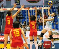 V-League: Adamson, Ateneo soar in quarterfinals opener