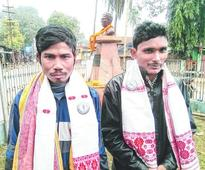 Sonitpur scribes doff hats to brave saviours