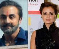 Dia Mirza Upset Over leak of Ranbir Kapoors Look From Sanjay Dutt Biopic