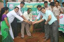 Beltangady: Vanamahotsava celebrated at St Antony College