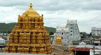 Now, married couples can receive blessings of Tirupati Balaji by post