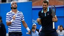 Aegon Championship: Evergreen Feliciano Lopez sets up Marin Cilic final at Queen's Club