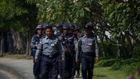 Myanmar: Petrol bomb hurled at Aung San Suu Kyi's lakeside villa