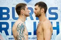 Ricky Hatton hails Ricky Burns as one of Britain's boxing greats ahead of Kiryl Relikh joust