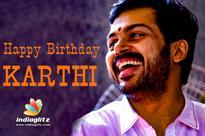 Happy Birthday Karthi