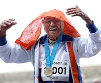 101-Year-Old Becomes Oldest Woman Ever To Win Gold In 100-Meter Race