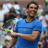 US Open: Rafael Nadal off to a good start!