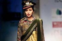 Fauji girl goes military chic