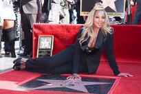 Mary J Blige, nine time Grammy-winning singer, gets star on Hollywood Walk of Fame