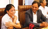 Mary Kom hopes good show by Indian boxers