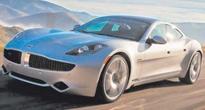 Fisker relaunches electric car effort
