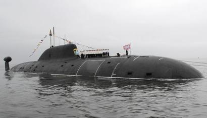 2nd Russian nuclear submarine will replace INS Chakra