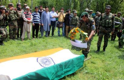 'Burhan Wani or Lt Ummer Fayaz? Kashmiris have to decide'