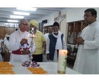 Inter-faith gathering honours Mother Teresa in Kolkata