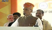 Centre won't impose any restrictions on choice of food: Rajnath Singh