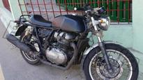 Royal Enfield Continental GT 750 seen testing in Chennai, to feature twin-cylinder 750 cc motor