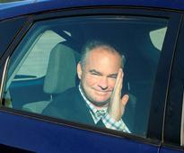 Hillary Clinton picks 'proud Irish-American' Tim Kaine to be her running mate