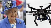 Queen fears attack on royals, bans drones at Sandringham