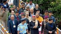 President Kovind visits Kedarnath, Badrinath; prays for India's prosperity and well-being