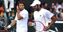 Qureshi, Rojer fail to defend title in Portugal