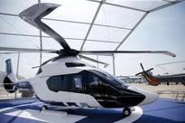 Mahindra to make parts for Airbus Panther helicopters