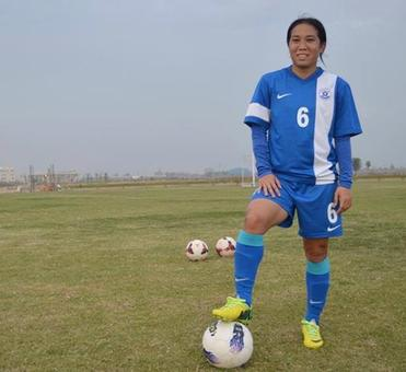 Footballers Bembem Devi, Jeje nominated for Arjuna