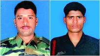 Five militants killed, army loses two soldiers in Jammu and Kashmir encounter